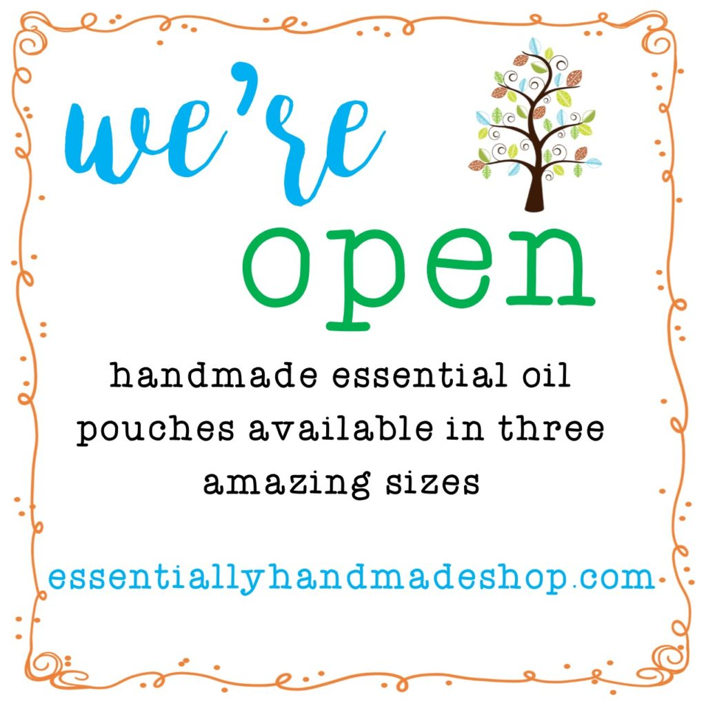 We're Open Essentially Handmade