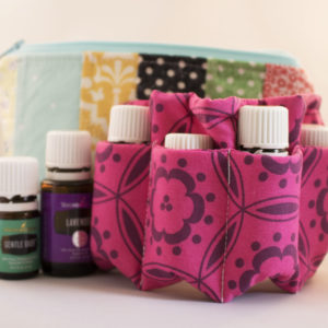 Bittie Essential Oil Pouches