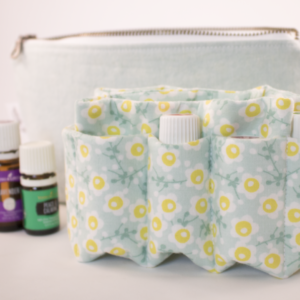 simple Essential Oil Pouches