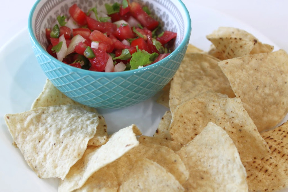 Simple Pico de Gallo Recipe